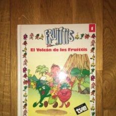 Libros de segunda mano: LIBRO NÚMERO 1 LOS FRUITTIS EL VOLCÁN DE LOS FRUITTIS. Lote 109050474