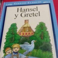 Libros de segunda mano: HANSEL Y GRETEL. Lote 109187070