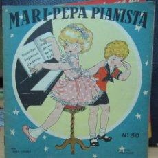 Libros de segunda mano: MARI PEPA PIANISTA ILUSTRACIONES DE MARIA CLARET - TEXTO DE EMILIA COTARELO TZ. Lote 109187755