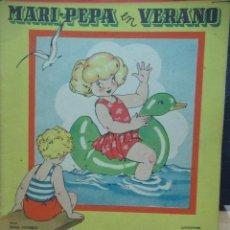 Libros de segunda mano: MARI PEPA EN VERANO ILUSTRACIONES DE MARIA CLARET - TEXTO DE EMILIA COTARELO TZ. Lote 109188459