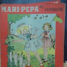 Libros de segunda mano: MARI PEPA EN PRIMAVERA ILUSTRACIONES DE MARIA CLARET - TEXTO DE EMILIA COTARELO TZ. Lote 109188719