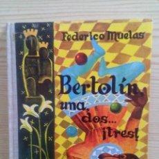 Libros de segunda mano: LA BALLENA ALEGRE - BERTOLIN, UNA, DOS... TRES - DONCEL. Lote 109409151