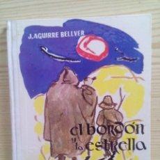 Libros de segunda mano: LA BALLENA ALEGRE - EL BORDON Y LA ESTRELLA - DONCEL. Lote 109410199