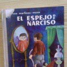 Libros de segunda mano: LA BALLENA ALEGRE - EL ESPEJO DE NARCISO - DONCEL. Lote 109410663