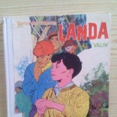 Libros de segunda mano: LA BALLENA ALEGRE - LANDA EL VALIN - DONCEL. Lote 109411275