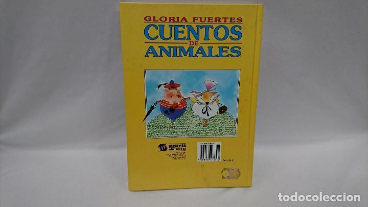Libros de segunda mano: GLORIA FUERTES, CUENTOS DE ANIMALES - Foto 3 - 109563547