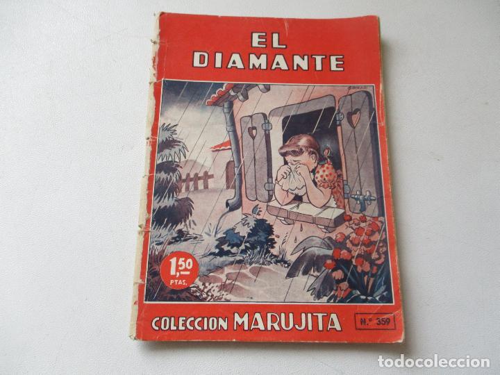 Libros de segunda mano: COLECCIÓN MARUJITA, Nº. 359 .-- EDITORIAL MOLINO.- SAGOSTO 1949 - Foto 1 - 109720399