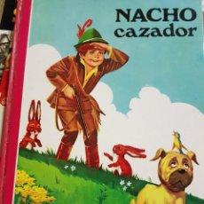 Libros de segunda mano: NACHO CAZADOR. Lote 109846631