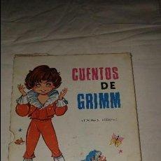 Libros de segunda mano: CUENTOS DE GRIMM ILUSTRACIONES MARIA PASCUAL TOMO 7 ESTADO NORMAL. Lote 110070499