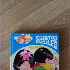 Libros de segunda mano: CUENTOS AZULES MARÍA PASCUAL NÚMERO 9. Lote 110553527