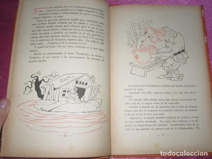 Libros de segunda mano: EL IMAN DE TEODORICO , CONSTANCIO C VIGIL , BIBLIOTECA INFANTIL ATLANTIDA , 1949 ILUST. F RIBAS - Foto 8 - 110622799