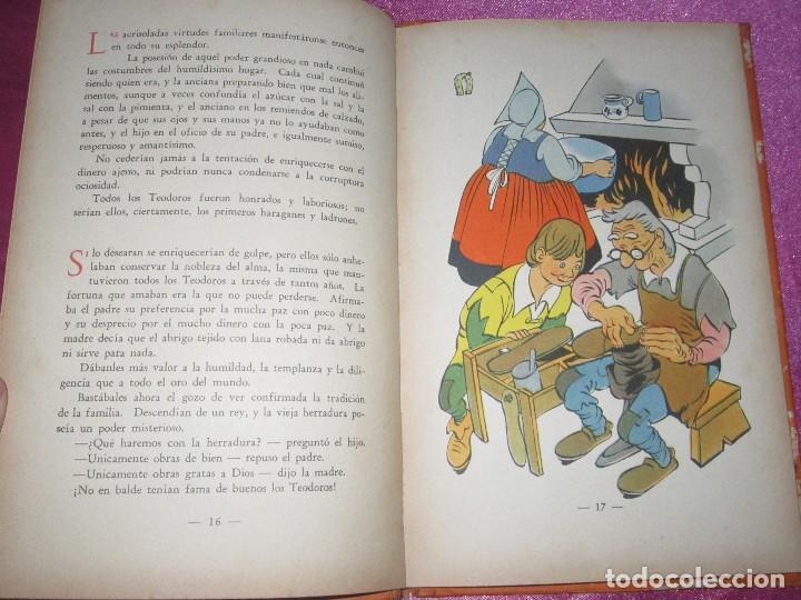 Libros de segunda mano: EL IMAN DE TEODORICO , CONSTANCIO C VIGIL , BIBLIOTECA INFANTIL ATLANTIDA , 1949 ILUST. F RIBAS - Foto 9 - 110622799