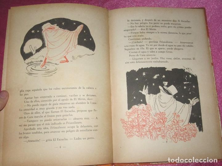 Libros de segunda mano: LA MONEDA VOLVEDORA CONSTANCIO C VIGIL , BIBLIOTECA INFANTIL ATLANTIDA , 1949 BUENOS AIRES - Foto 4 - 110623247