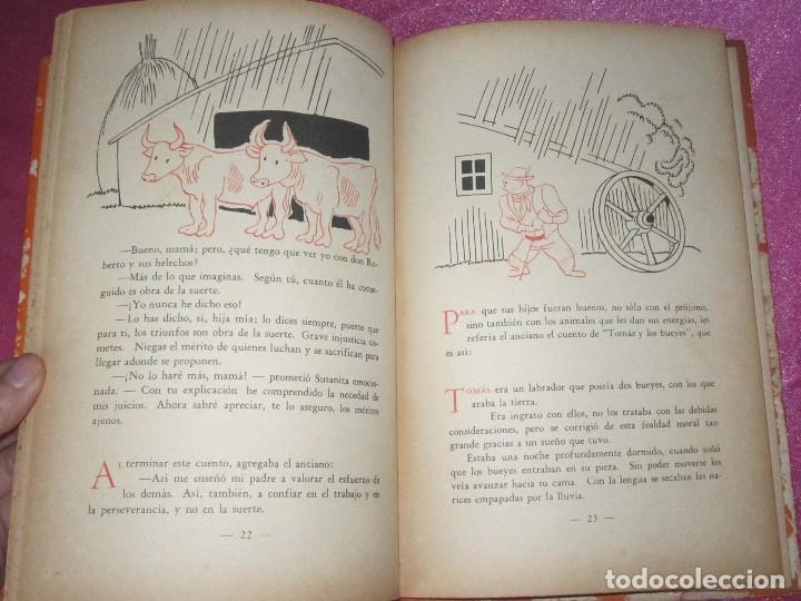Libros de segunda mano: LA MONEDA VOLVEDORA CONSTANCIO C VIGIL , BIBLIOTECA INFANTIL ATLANTIDA , 1949 BUENOS AIRES - Foto 6 - 110623247