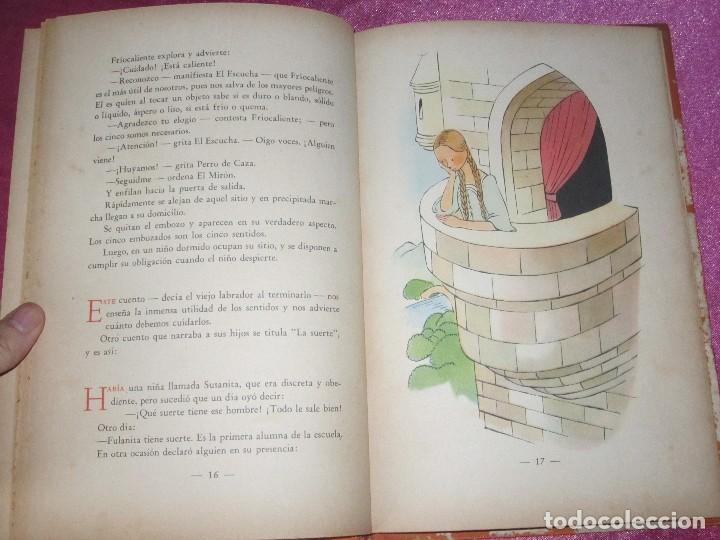 Libros de segunda mano: LA MONEDA VOLVEDORA CONSTANCIO C VIGIL , BIBLIOTECA INFANTIL ATLANTIDA , 1949 BUENOS AIRES - Foto 9 - 110623247