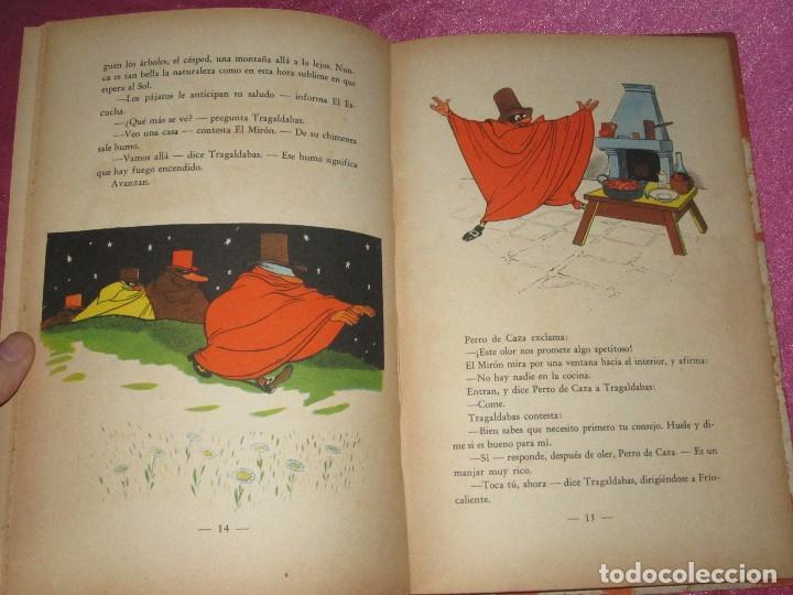 Libros de segunda mano: LA MONEDA VOLVEDORA CONSTANCIO C VIGIL , BIBLIOTECA INFANTIL ATLANTIDA , 1949 BUENOS AIRES - Foto 10 - 110623247