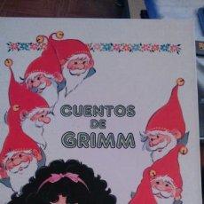 Libros de segunda mano: CUENTOS DE GRIMM. MARIA PASCUAL.SUSAETA.. Lote 110749379