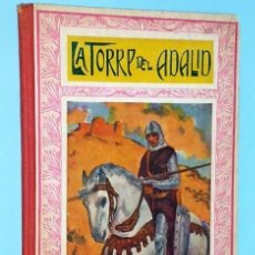 Libros de segunda mano: CUENTOS MORALES. LA TORRE DEL ADALID- POETISAS- EL FAROL DEL PRETENDIENTE.... Lote 110798059