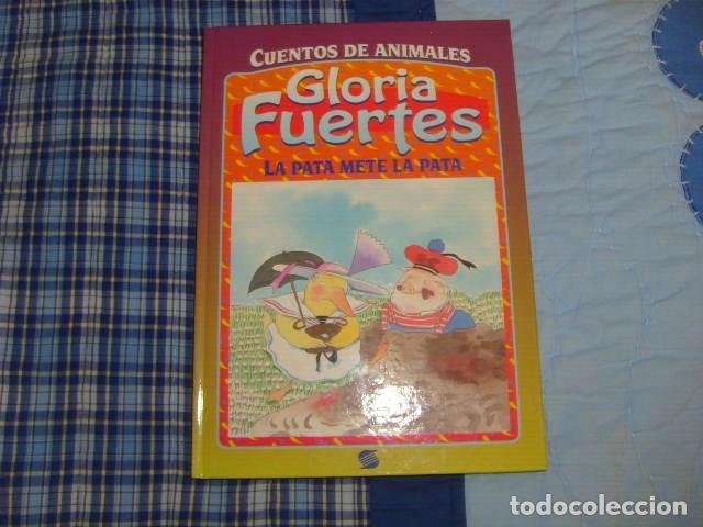 CUENTOS DE ANIMALES , GLORIA FUERTES , SUSAETA (Libros de Segunda Mano - Literatura Infantil y Juvenil - Cuentos)