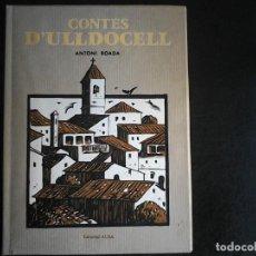 Libros de segunda mano: CONTES D'ULL DOCELL ANTONI BOADA. Lote 111011543