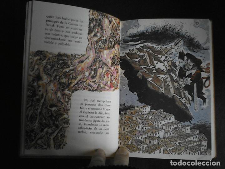 Libros de segunda mano: El diablo cojuelo Luis Velez de Guevara Marte - Foto 3 - 111018783