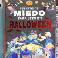 Libros de segunda mano - Cuentos de miedo para leer en Halloween. Lorena Marín / Pilar Campos - 111089611