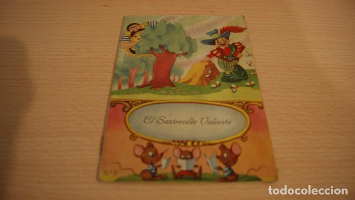 EL SASTRECILLO VALIENTE DE EDITORITAL FHER Nº 5 (Libros de Segunda Mano - Literatura Infantil y Juvenil - Cuentos)