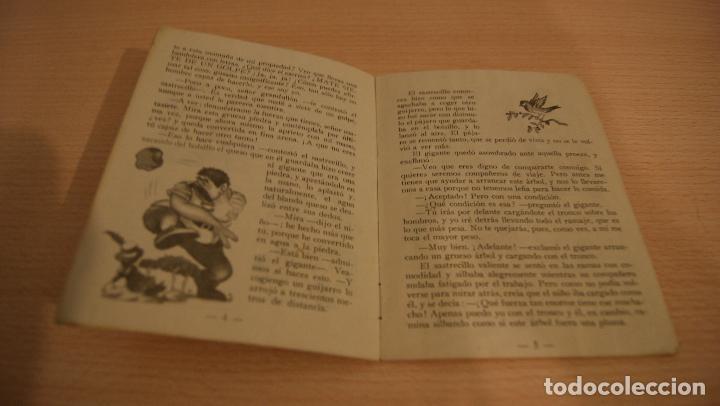 Libros de segunda mano: El Sastrecillo Valiente de editorital FHER nº 5 - Foto 2 - 111398179