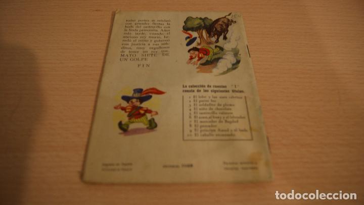 Libros de segunda mano: El Sastrecillo Valiente de editorital FHER nº 5 - Foto 3 - 111398179