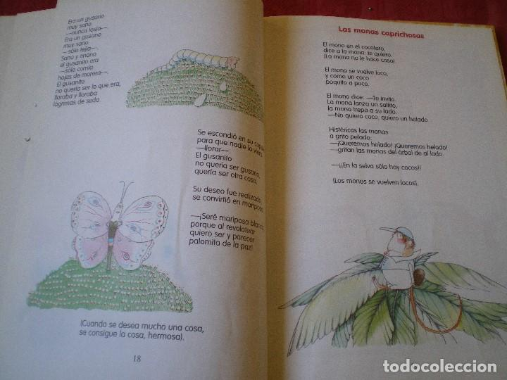 Libros de segunda mano: UN CUENTO, DOS CUENTOS, TRES CUENTOS. OS CUENTA CUENTOS GLORIA FUERTES - Foto 4 - 111423435