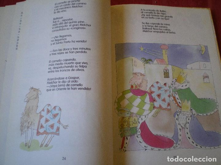 Libros de segunda mano: UN CUENTO, DOS CUENTOS, TRES CUENTOS. OS CUENTA CUENTOS GLORIA FUERTES - Foto 5 - 111423435