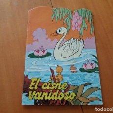 Libros de segunda mano: EL CISNE VANIDOSO. TROQUELADO. EDICIONES ALONSO. TROQUELADOS FA. 1980. N° 24.. Lote 111430091