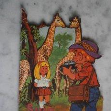 Libros de segunda mano: CUENTOS TORAY TROQUELADO - Nº 276 - SAFARI INFANTIL - 1970. Lote 111518599