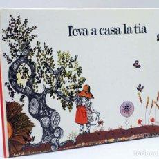 Libros de segunda mano: KUKURUKÚ 6. L'EVA A CASA DE LA TIA (RITA CULLA) JUVENTUD, 1970. Lote 152209506