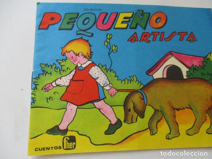 cuentos fher.- colección pequeño artista-1971- - Comprar Libros de ...