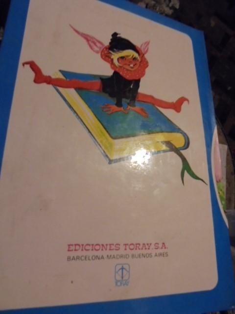 Libros de segunda mano: CUENTOS AZULES Nº 12 - MARIA PASCUAL - TORAY 1983 - 2ª ED - CARMELO GARMENDIA ILUSTRADOR - SIN USAR - Foto 2 - 111830835