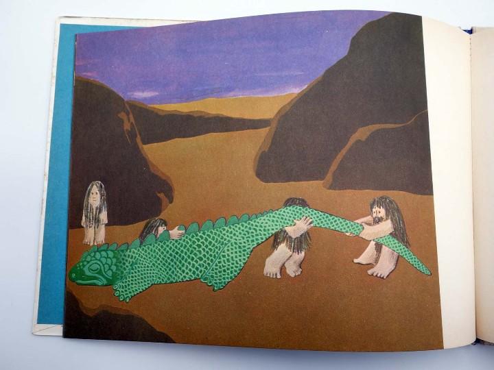 Libros de segunda mano: KUKURUKÚ 10. ELS HOMES PRIMITIUS (Jordi Saludes) Juventud, 1971 - Foto 3 - 111603834