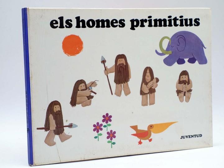 KUKURUKÚ 10. ELS HOMES PRIMITIUS (JORDI SALUDES) JUVENTUD, 1971 (Libros de Segunda Mano - Literatura Infantil y Juvenil - Cuentos)