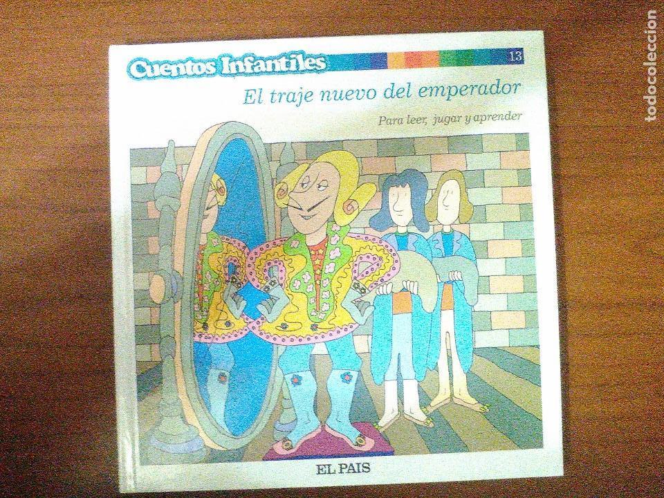 EL TRAJE NUEVO DEL EMPERADOR (Libros de Segunda Mano - Literatura Infantil y Juvenil - Cuentos)