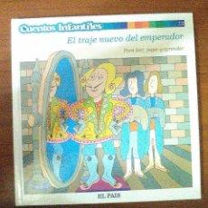 Libros de segunda mano: EL TRAJE NUEVO DEL EMPERADOR. Lote 111997887
