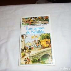 Libros de segunda mano: LAS GENTES DE SCHILDA.ERICH KASTNER/HORST LEMKE.ALTEA MASCOTA 1985. Lote 112014047