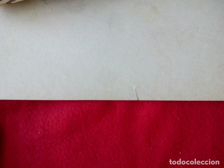 Libros de segunda mano: TUBAL ASTERIX 8 ALBUM PARA COLOREAR 31 CM AÑOS 60 180 GRS - Foto 3 - 112330063