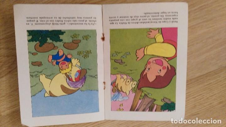 Libros de segunda mano: ANTIGUO CUENTO TROQUELADO DE HEIDI - HEIDI EN EL NIÑO PERDIDO - EDITORIAL BRUGUERA - - Foto 2 - 112366475