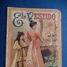 Libros de segunda mano: EL VESTIDO.MUSEO DE LA NIÑEZ.EDITORIAL HERNANDO. Lote 112410699