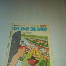 Libros de segunda mano: LA HOZ DE ORO ,ASTERIX,PILOTE BRUGUERA. Lote 112905864