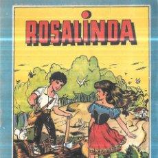 Libros de segunda mano - ROSALINDA. P. COLOMER. COLECCION BLANCANIEVES. Nº56. EDITORIAL BRUGUERA. 1ª EDICION, AGOSTO 1950. - 113053423