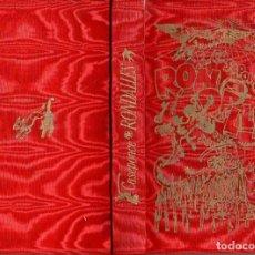 Libros de segunda mano: CASEPONCE : RONDALLES (ED. BALMES, 1953) EDICIÓ DE LUXE, AMB ESTOIG. IL.LUSTRAT PER JUNCEDA. Lote 113087119