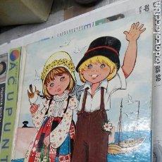 Libros de segunda mano: CUENTOS AZULES.MARIA PASCUAL.1977. Lote 113152064