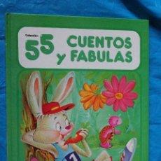 Libros de segunda mano: COLECCION 55 CUENTOS Y FABULAS, Nº 8, SUSAETA EDICIONES. Lote 113244023