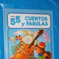 Libros de segunda mano: COLECCION 55 CUENTOS Y FABULAS, Nº 6, SUSAETA EDICIONES. Lote 113244207